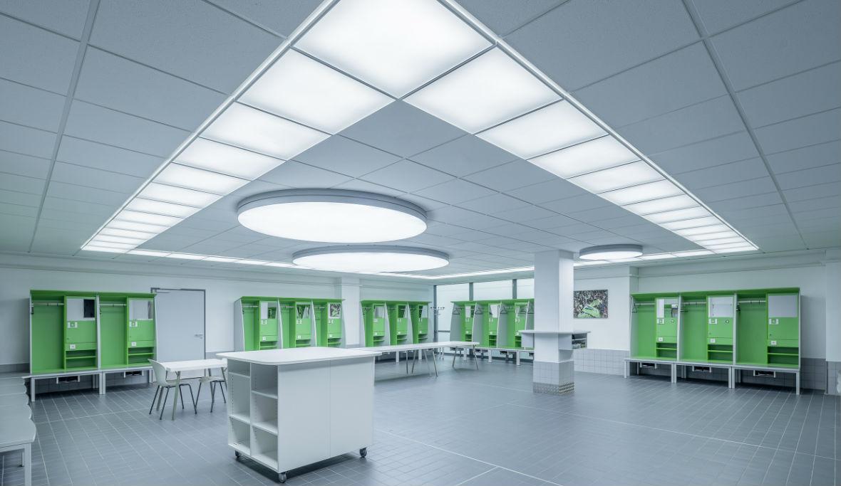 trilux nieuws nieuws trilux bedrijf trilux simplify your light. Black Bedroom Furniture Sets. Home Design Ideas