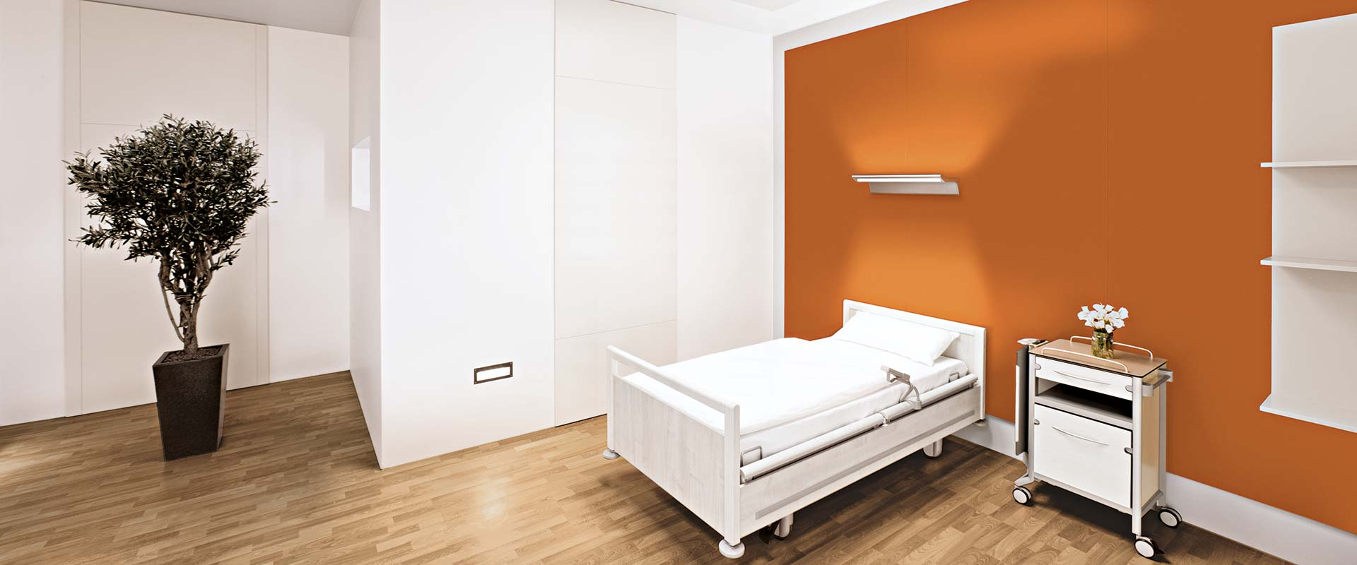 lighting in rooms interior led lighting for patient rooms medical by trilux
