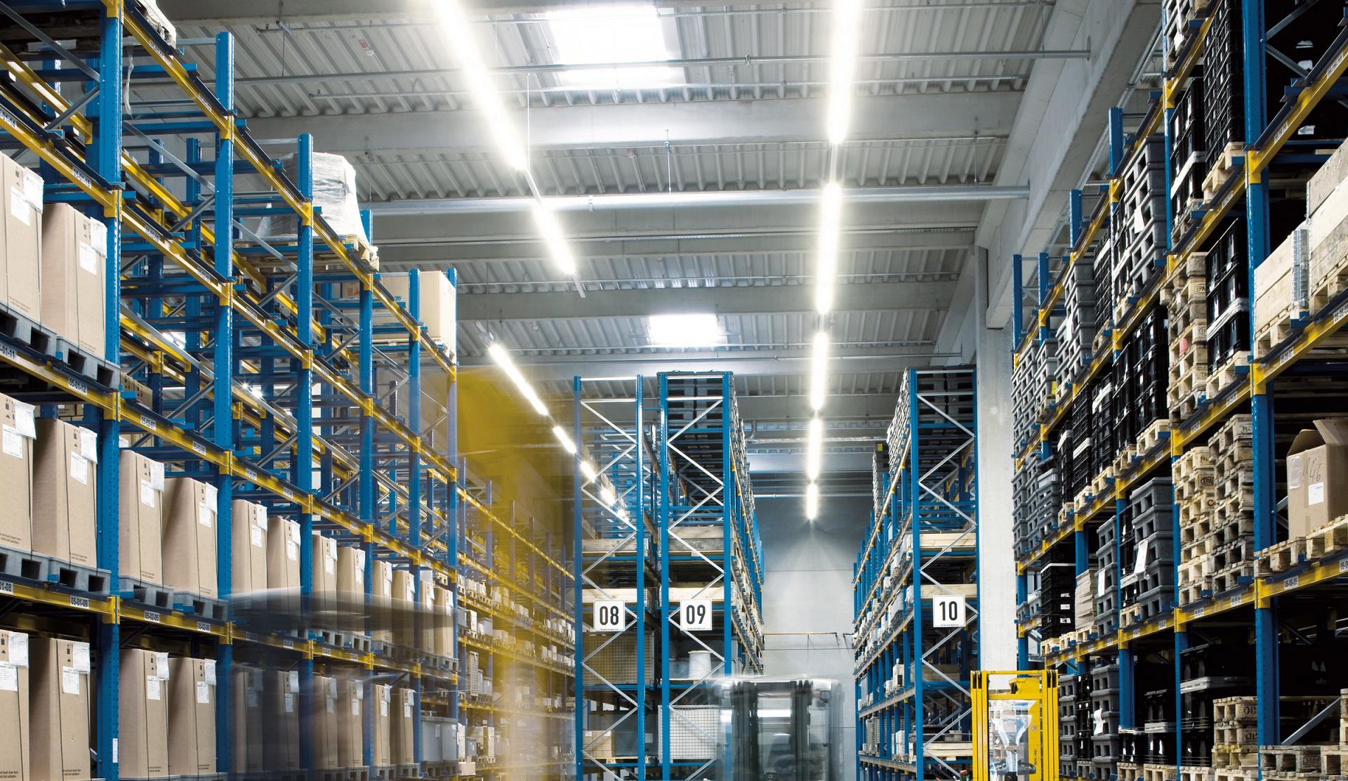 Industrial LED lighting - Industrial lighting by TRILUX