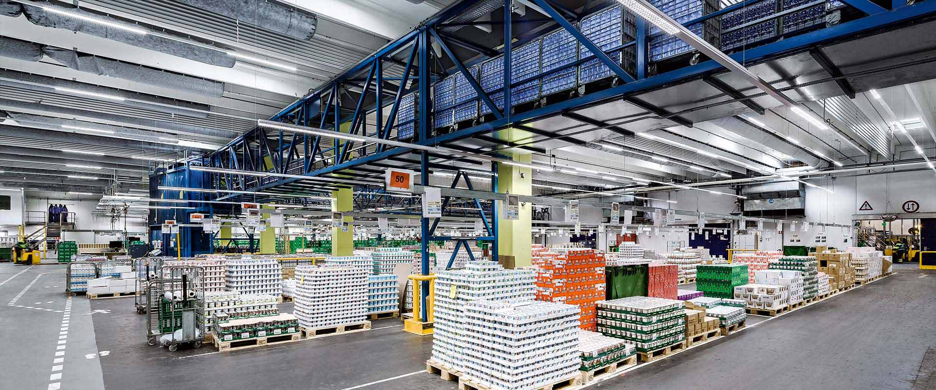 Lighting Systems For The Food Industry