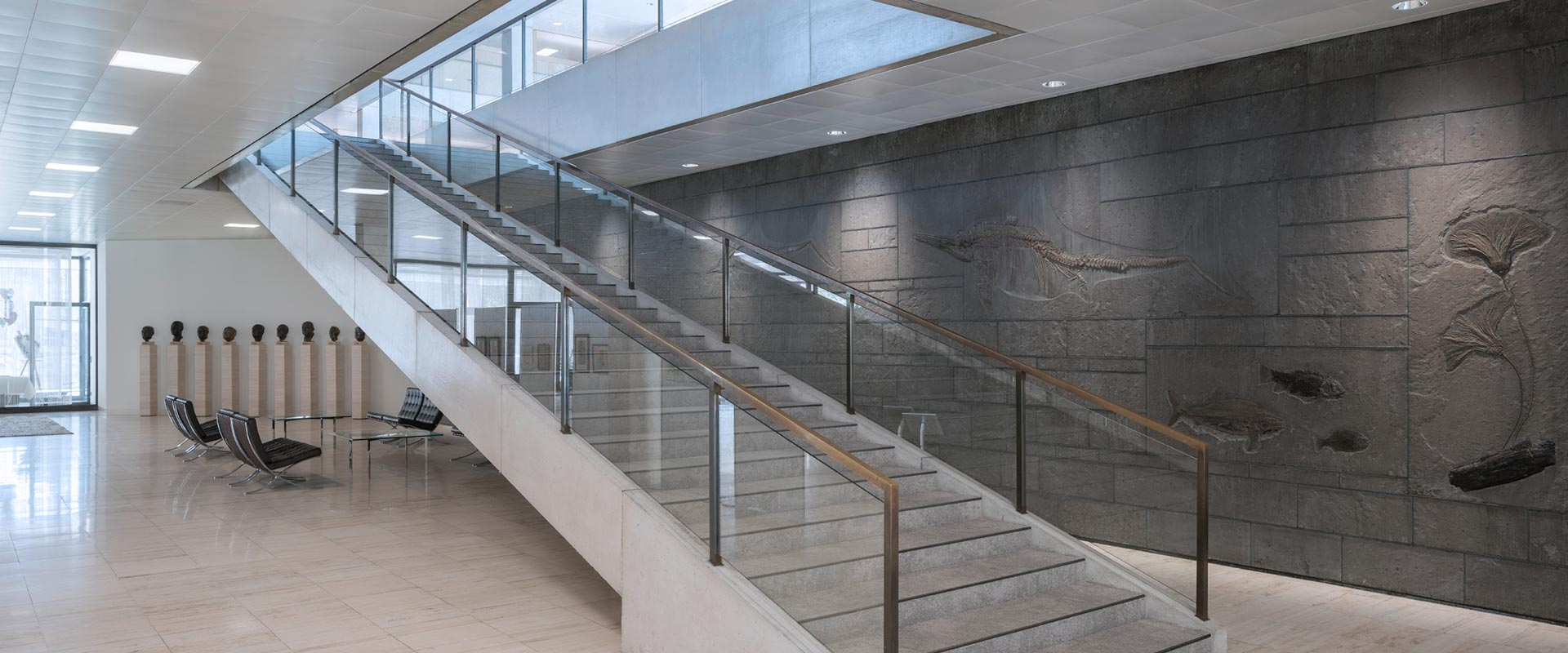 Office Lighting For Corridors And Stairways
