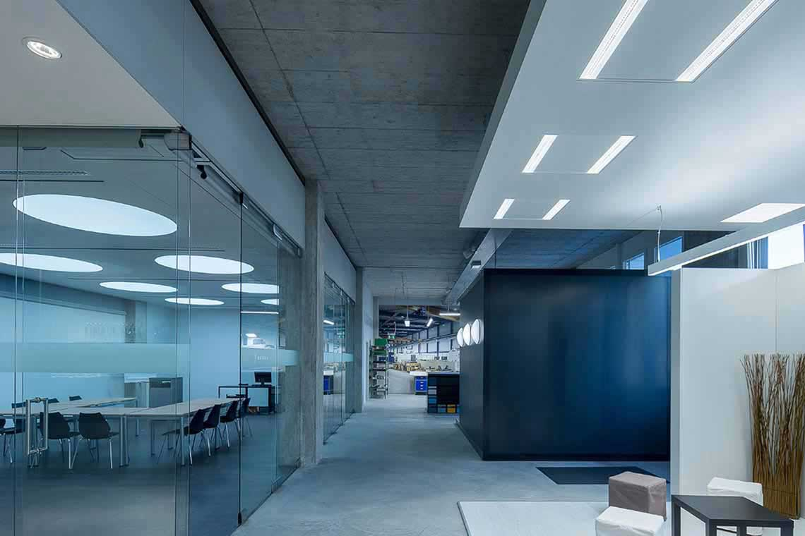 Design Office Lighting lighting for offices led office trilux future office