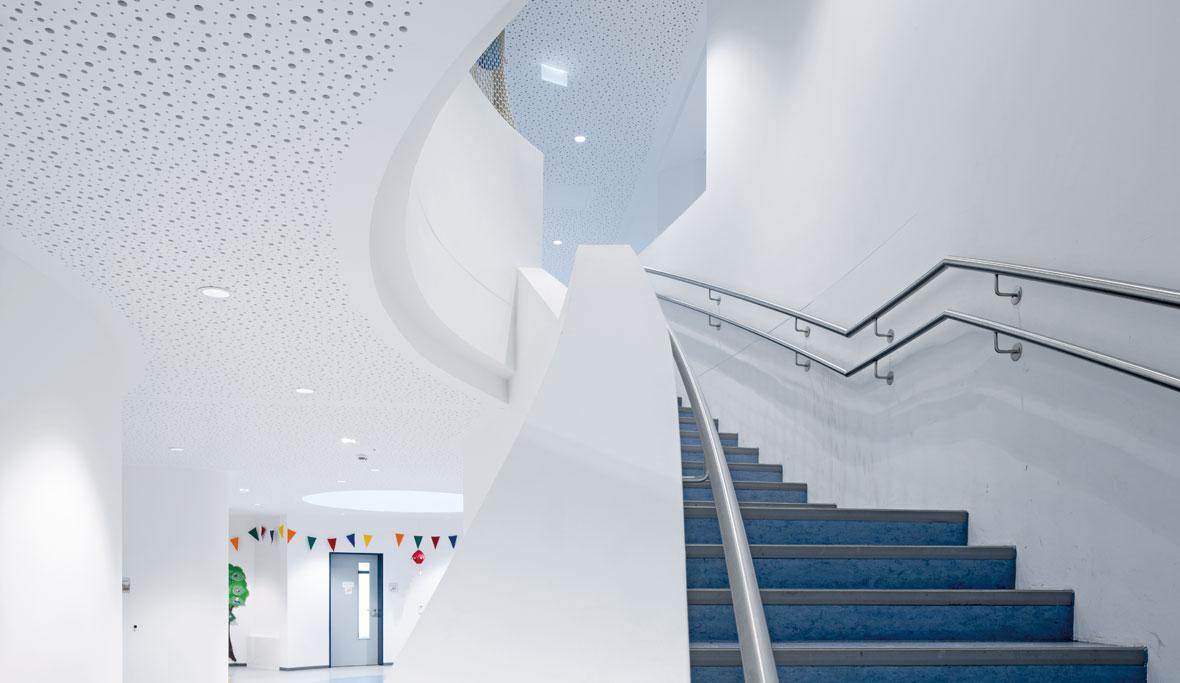 Flure und Treppenhäuser