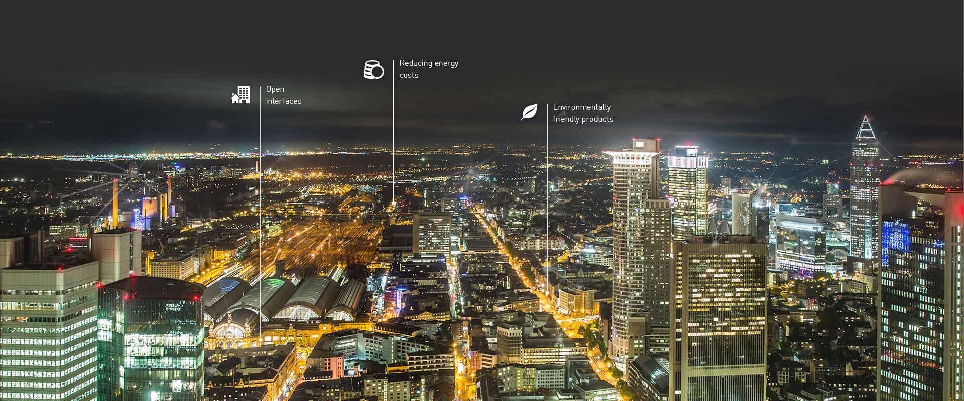 Smart City - Smart City - Outdoor - Applications