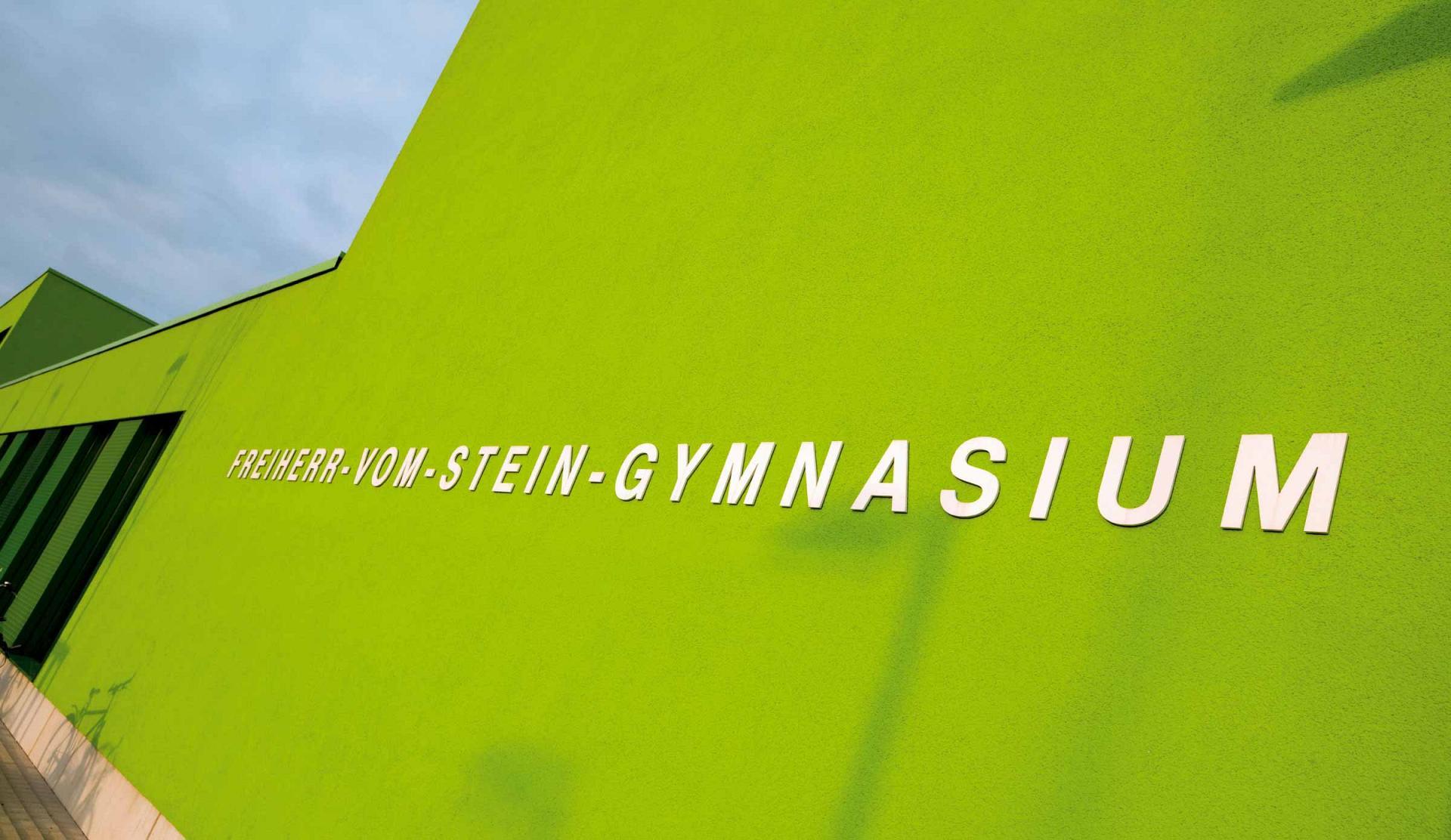 Freiherr-vom-Stein-Gymnasium - Münster, Duitsland