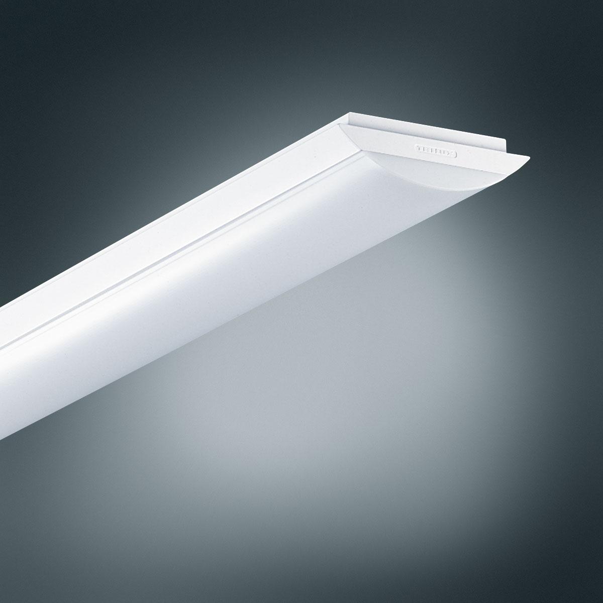 Flurbeleuchtung flurleuchten in kliniken trilux - Flurbeleuchtung led ...
