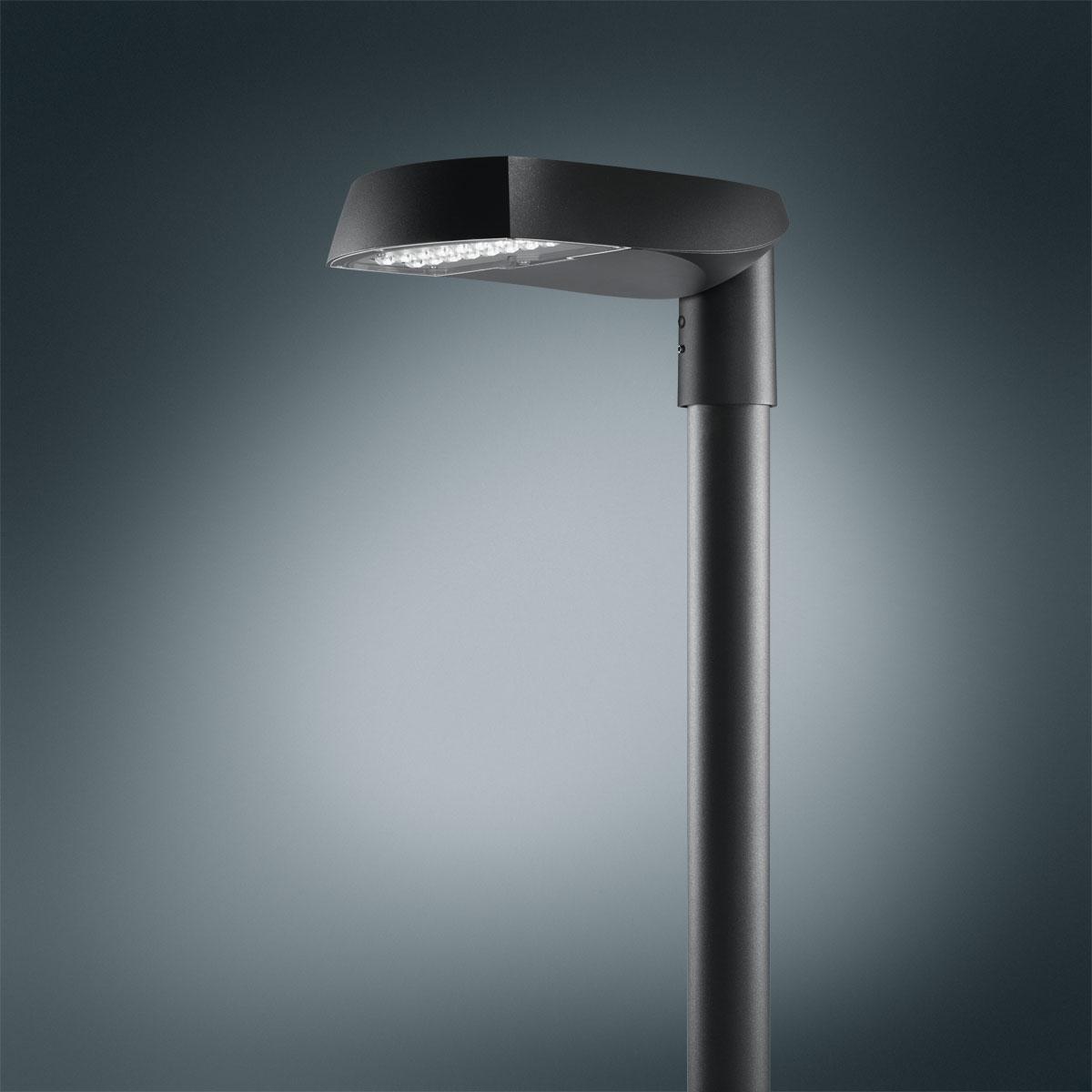 led stra enbeleuchtung stra enlaternen trilux. Black Bedroom Furniture Sets. Home Design Ideas