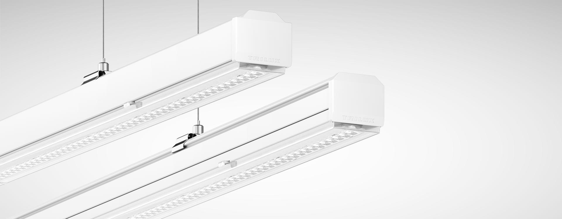 E-Line Next: Modern LED continuous line system for all