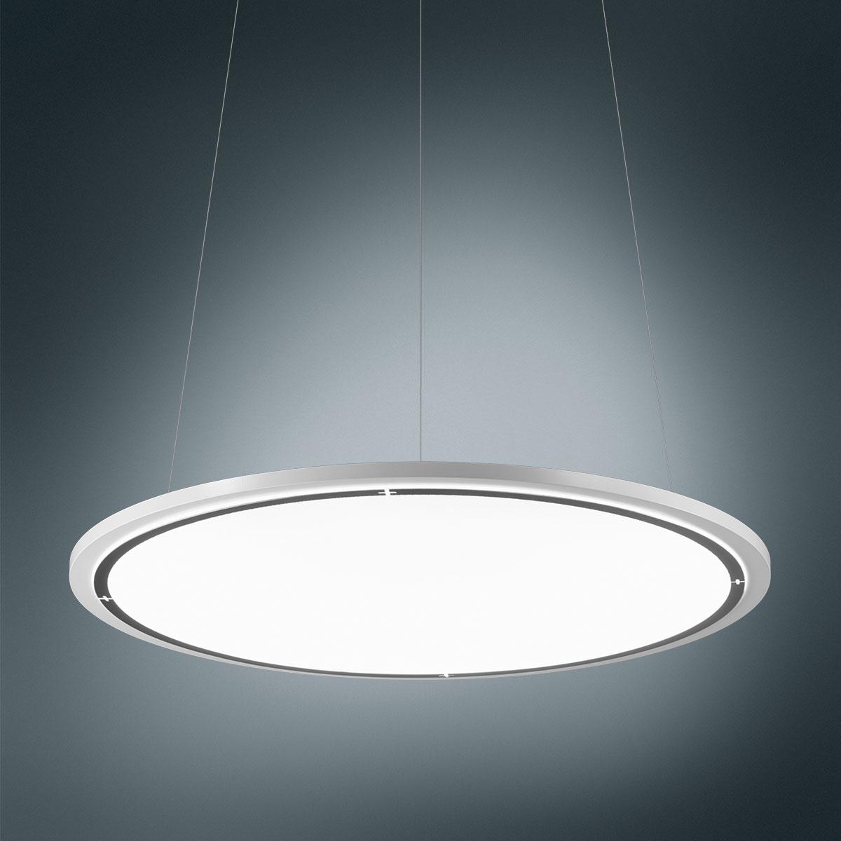Luminaire led pour les circulations trilux - Suspension luminaire pour entree ...