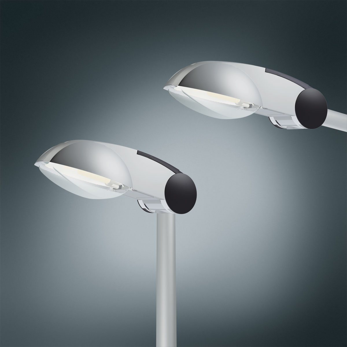 Residential Streets Street Lighting Outdoor Application TRILUX Simpli