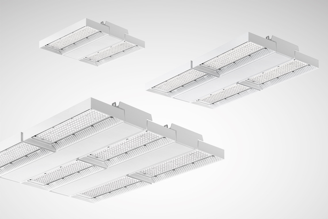 Mirona Fit LED für die Lagerbeleuchtung | TRILUX Produkte