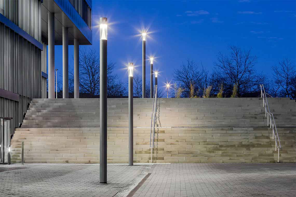 The ConStela LED Can Be Optionally Equipped With A Variety Of Smart City  Modules To Increase The Attractiveness Of Squares, Streets, Entrance Areas  And Car ...