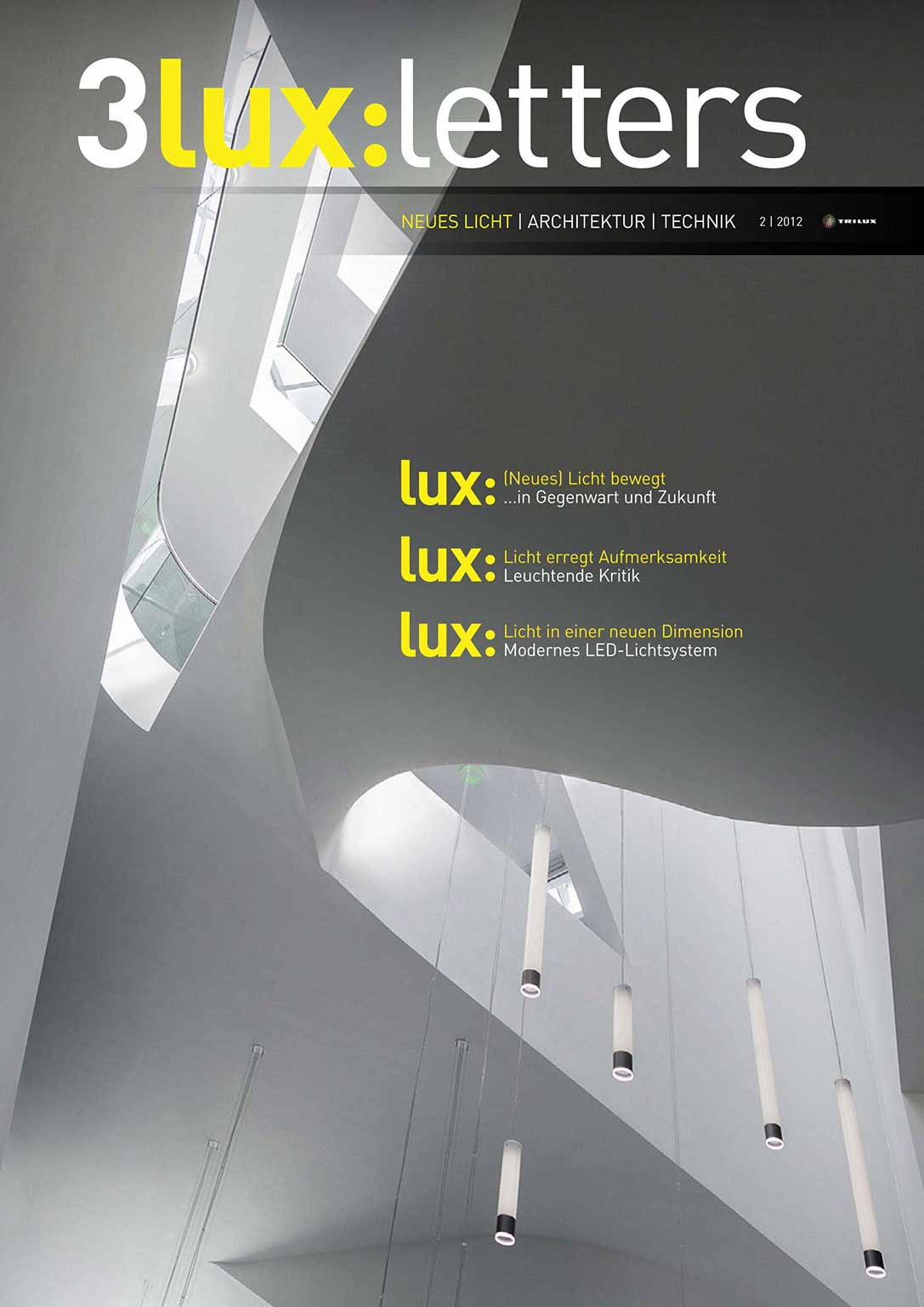 TRILUX 3lux:letters | TRILUX Simplify Your Light