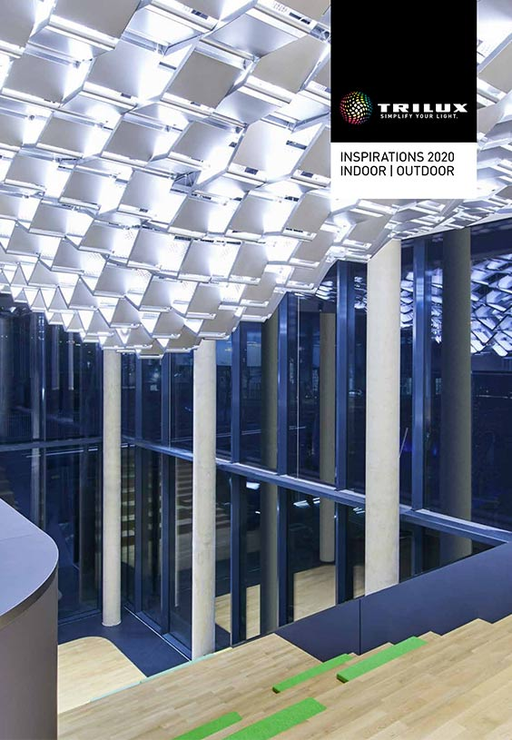 Lighting Catalogues By Trilux Full Range Of Led Lighting