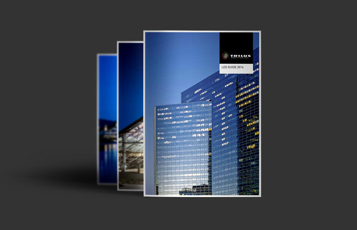 Catalogue order & Lighting catalogues by TRILUX - Full range of LED lighting