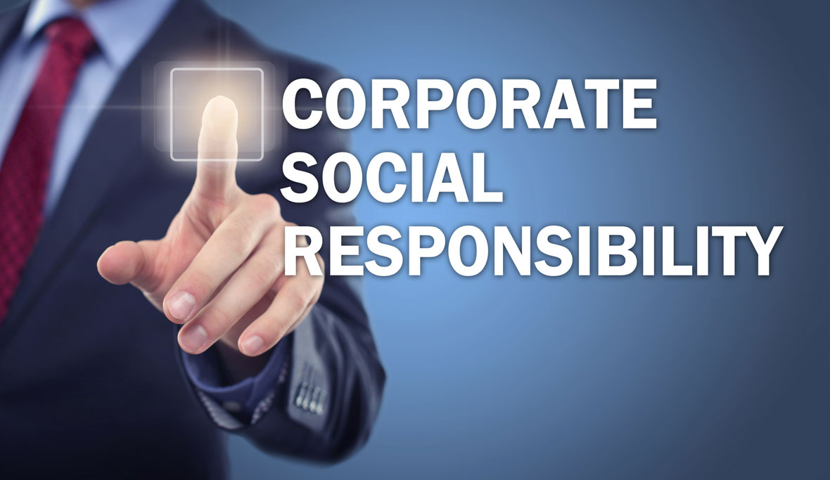 corporate social responsibility and the ''divided Corporate social responsibility (csr, also called corporate sustainability, sustainable business, corporate conscience, corporate citizenship or responsible business) is a type of international private business self-regulation.