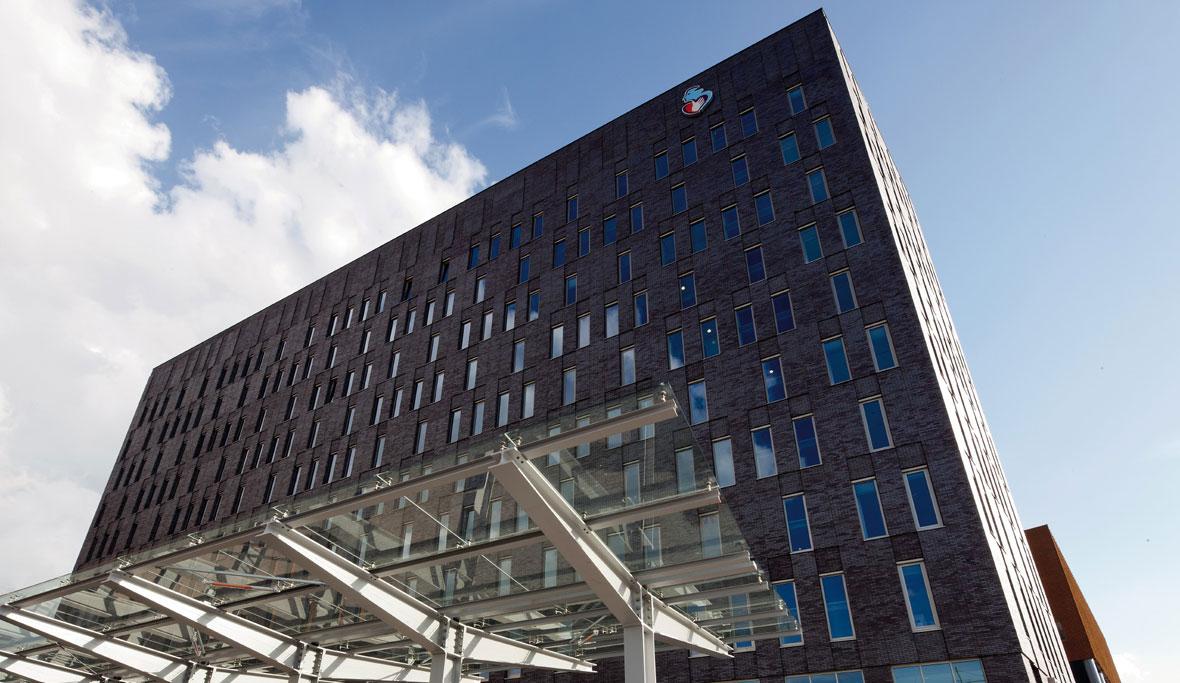 Albert Schweitzer Hospital - Dordrecht, Netherlands