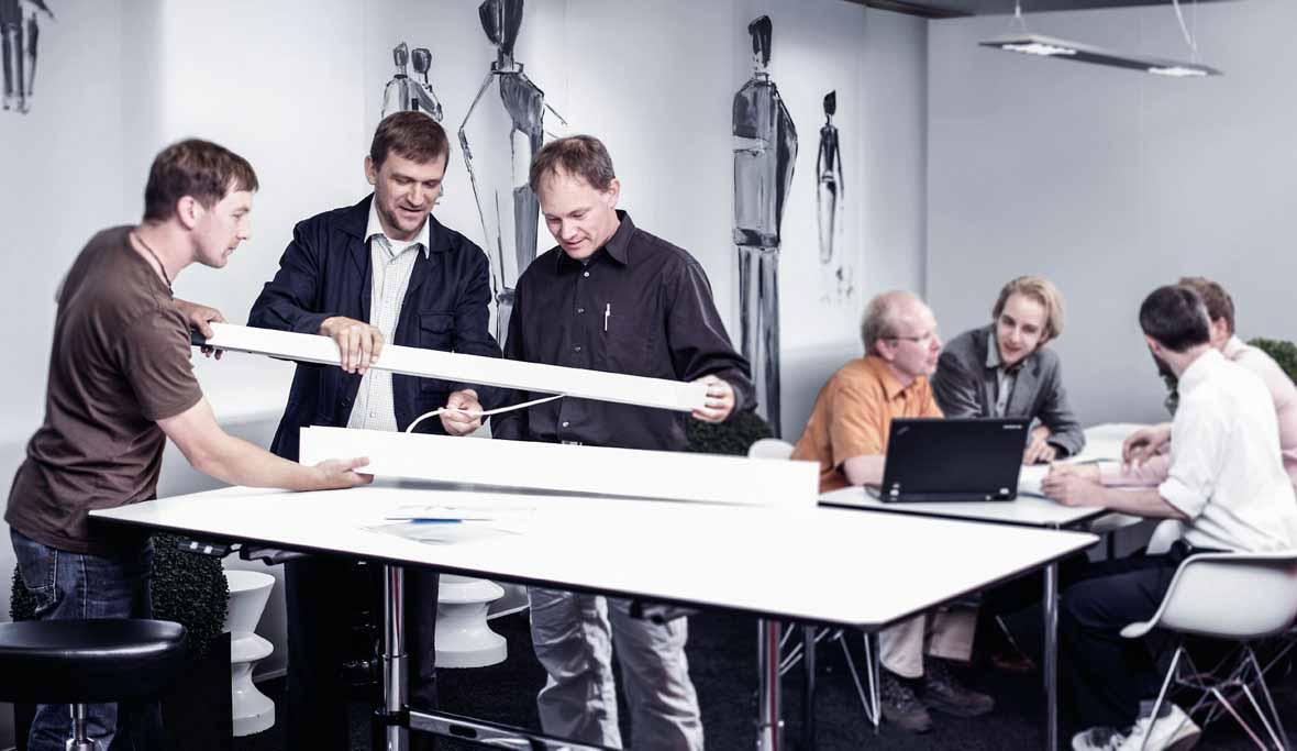 Coriflex LED: Interview with Billings Jackson Design