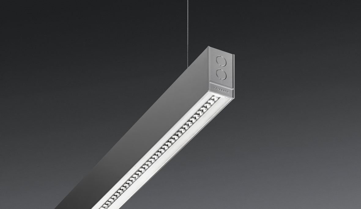 And in other ways Coriflex is extremely cost-effective given that LEDs offer up to 123 lm/W and a long service life we have very high energy savings and a ... & Coriflex LED: Interview with Billings Jackson Design | TRILUX