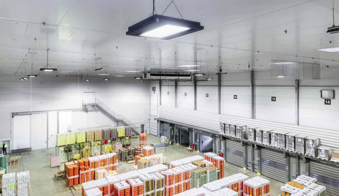 Godeland logística - Hamburgo, Alemania