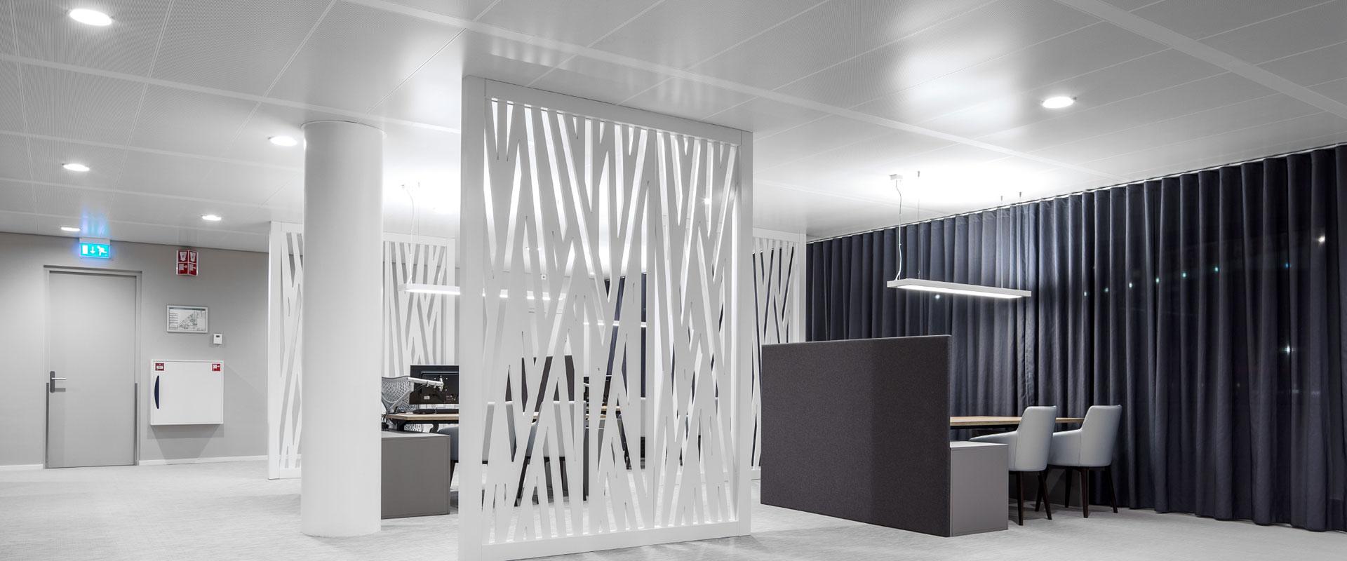 human centric lighting und lichtplanung im b ro trilux. Black Bedroom Furniture Sets. Home Design Ideas