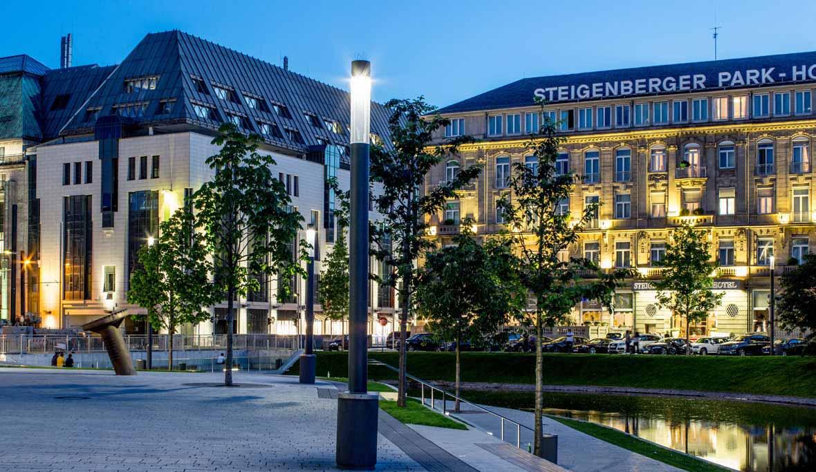 K Bogen D Sseldorf Deutschland Trilux