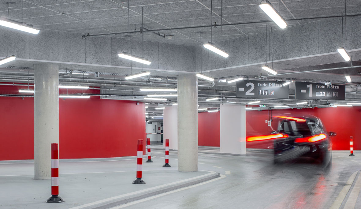 lighting design goodale parking garage parking garage