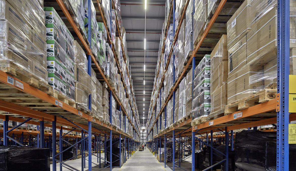 Varo el centro logístico - Lier, Bélgica