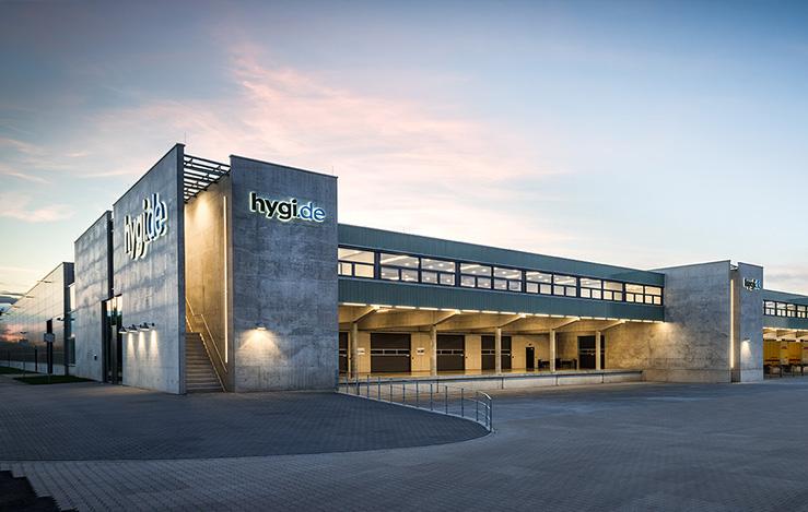 Hygi.de - Telgte, Duitsland
