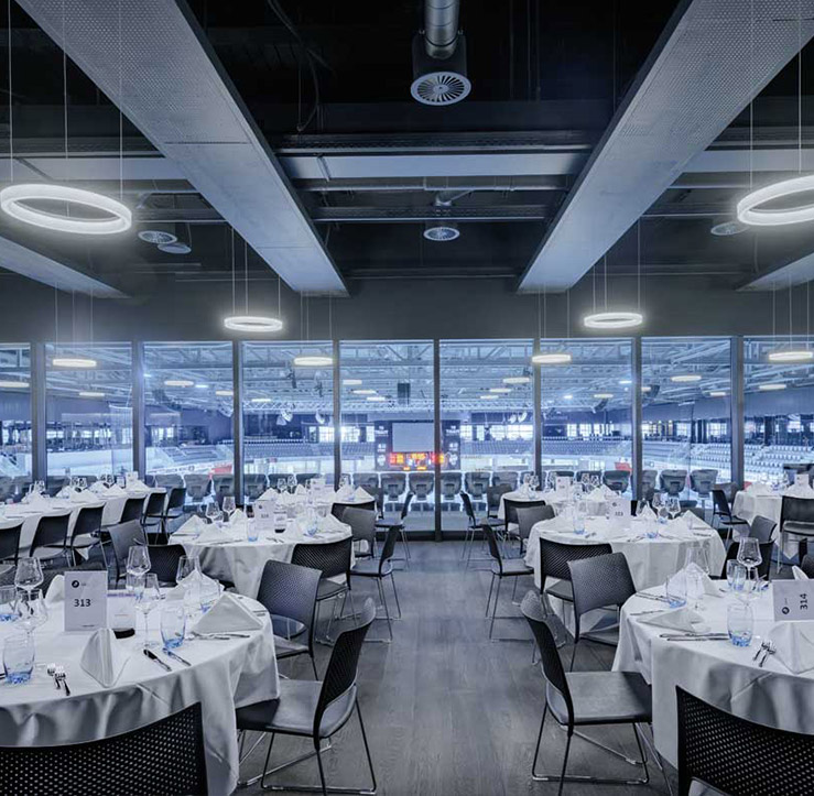 Tissot Arena - Biel, Zwitserland