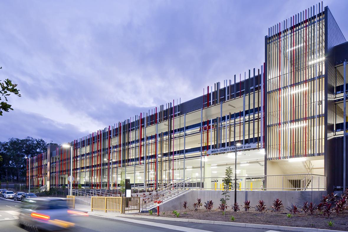 University Griffith, Australian