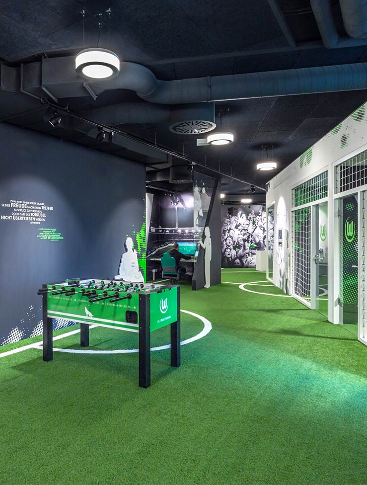 VfL Football World - Wolfsburg, Germany
