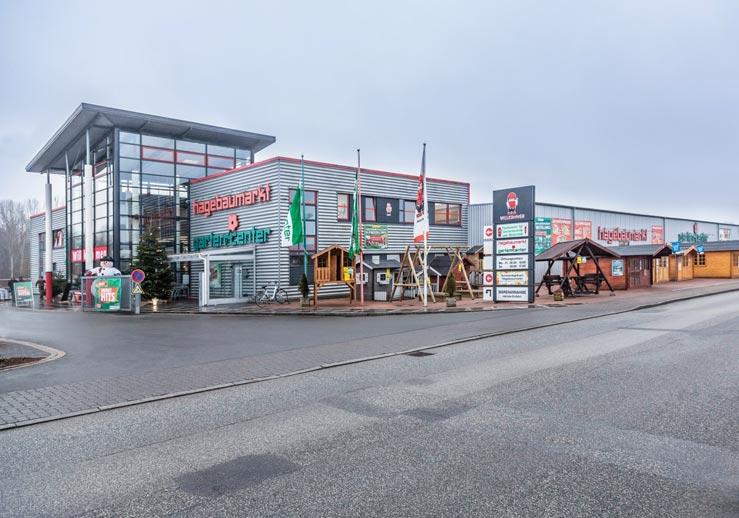 Baumarkt: Licht als Verkaufsförderung - Eutin, Deutschland