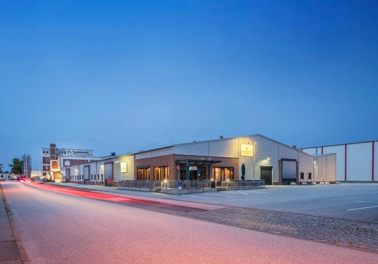 Intelligentes Licht trifft Marzipan - Niederegger, Deutschland