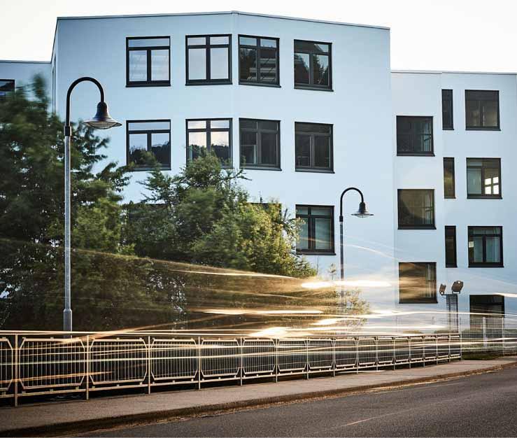 Une rénovation d'éclairage - Hausen im Wiesental, Allemagne
