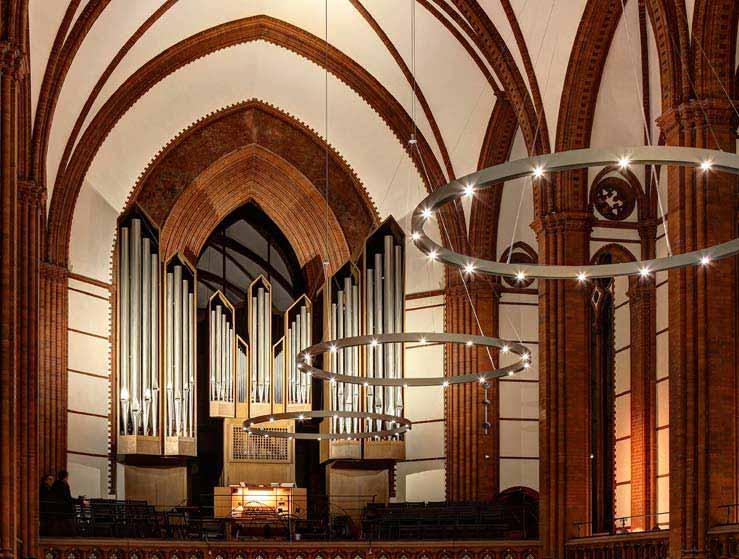 St.-Gertrud-Kirche - Hamburg, Deutschland