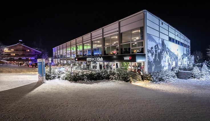 Festliches Alpenglühen: Human Centric Lighting bei den Hahnenkamm-Rennen in Kitzbühel