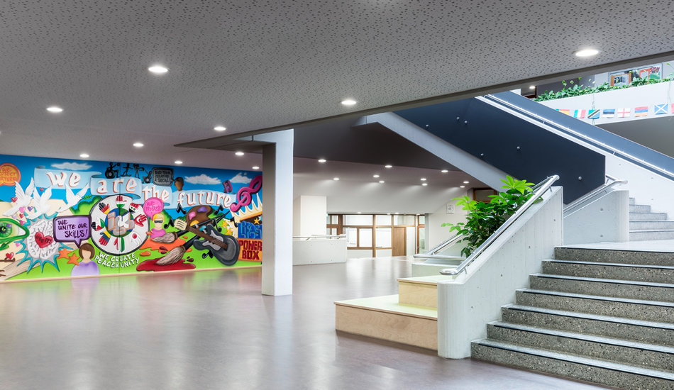 Instituto de enseñanza secundaria internacional - Heidelberg, Alemania