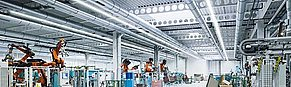 Industry Lighting Solutions