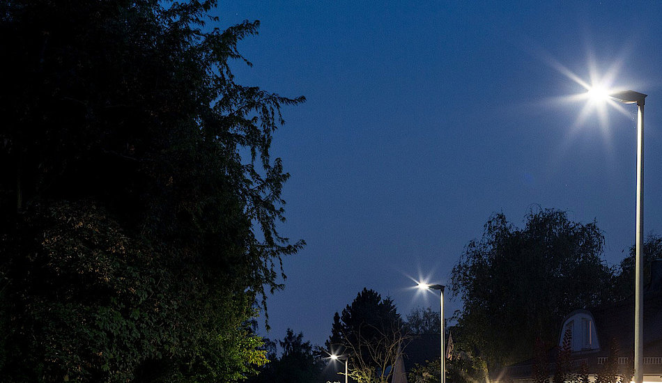 Illuminazione esterna riabilitazione - Bad Homburg, Germania