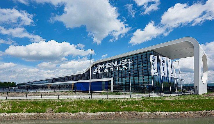 Toekomstbestendig DC voor Rhenus Logistics