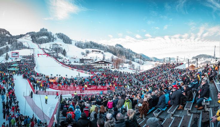 80. Hahnenkamm-Rennen in Kitzbühel