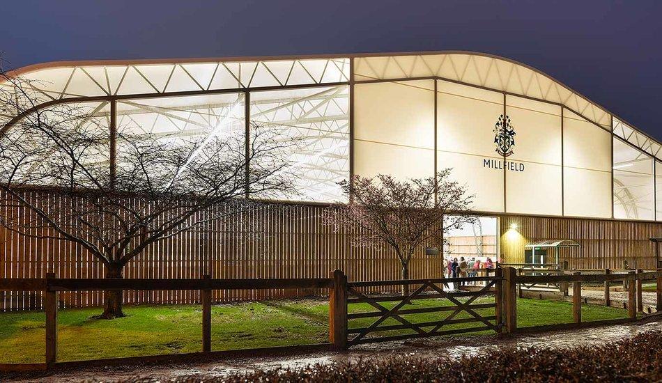 Millfield school - Somerset, UK