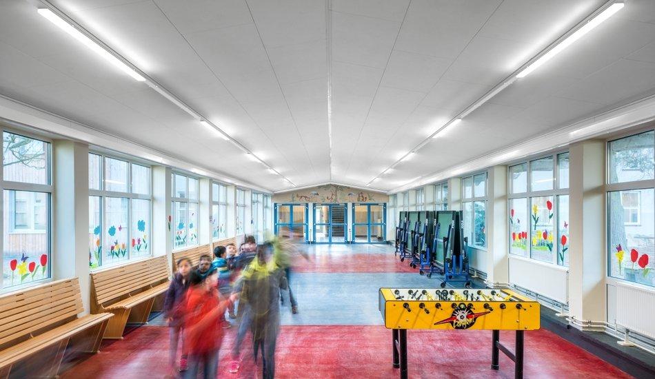 E-Line Next LED im Bereich Education