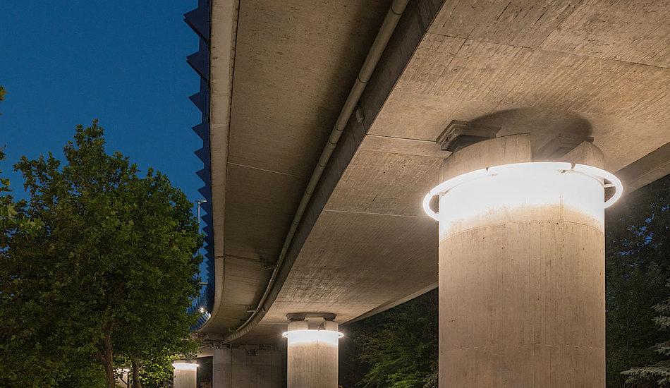 Ponte stradale di Neuwied, Germania