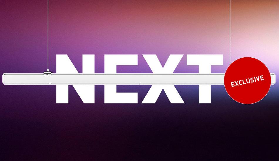 E-Line Next LED - La Entrevista