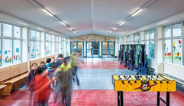 Schule an der Wakenitz - Lübeck, Deutschland