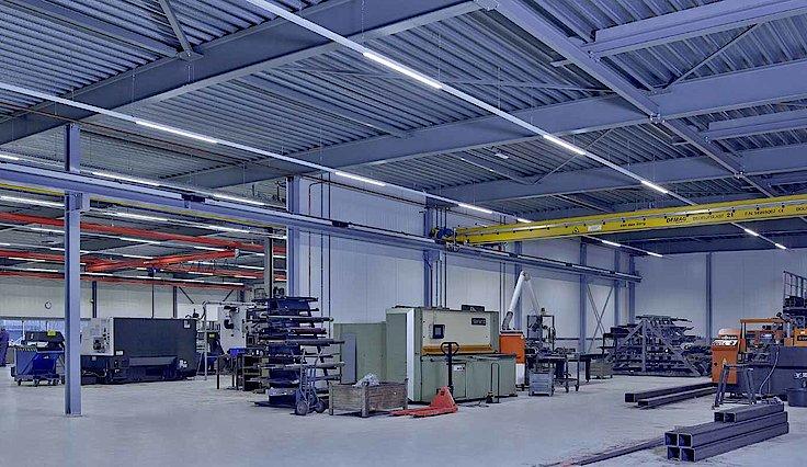 Machinefabriek Otten, Nederland