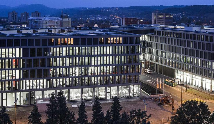 Campus Brugg, Schweiz