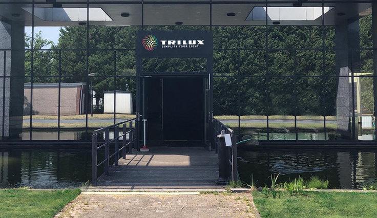 TRILUX Mechelen gaat verhuizen